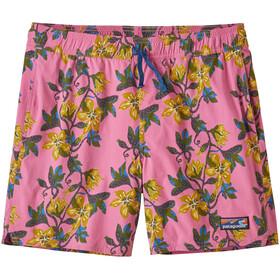 "Patagonia Stretch Wavefarer Volley Shorts 16 "" Herrer, pink"
